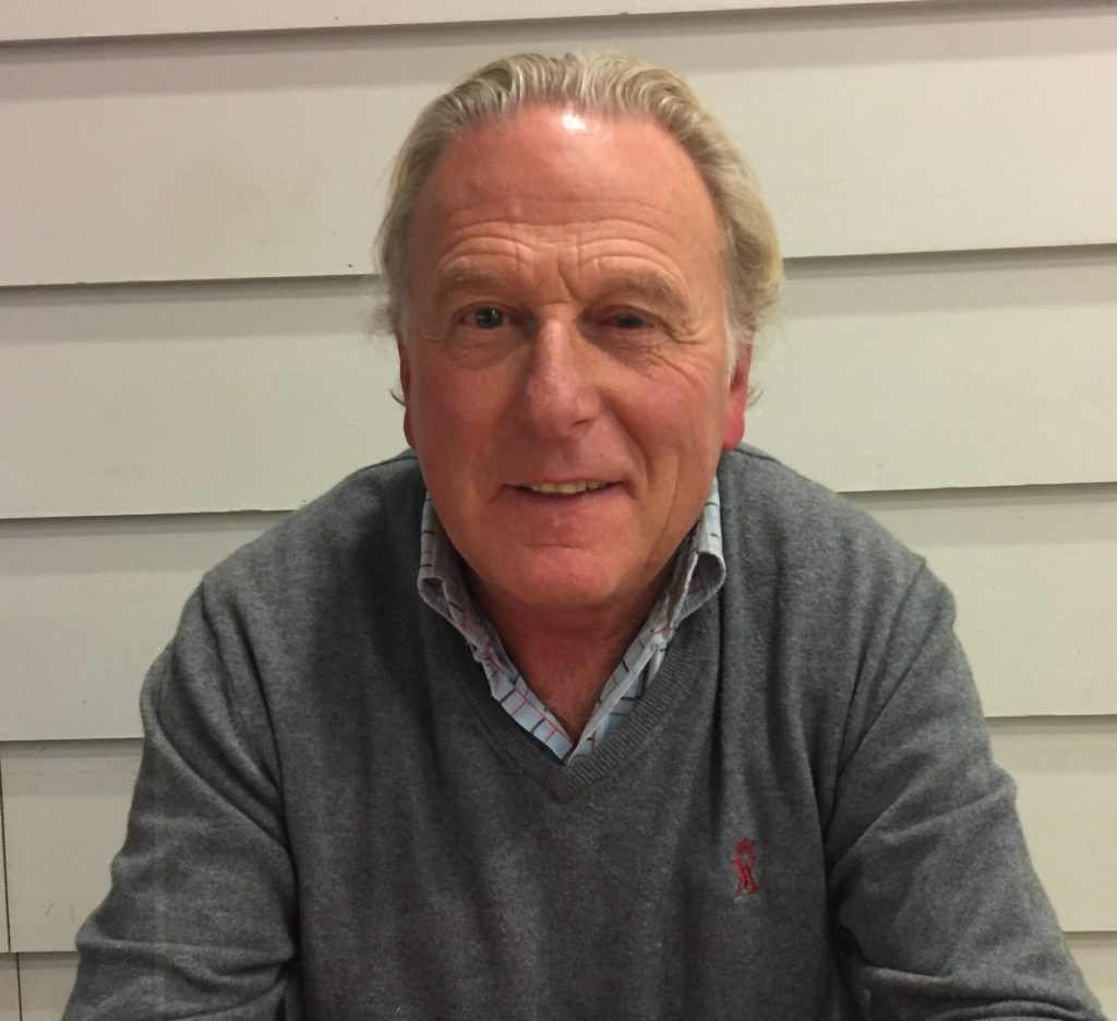Philippe LUCE, le nouveau président du Ré Tennis Club